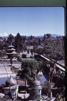 Pashupatinath : la Vishnumati
