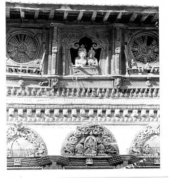 Kathmandu Shiva Parvati
