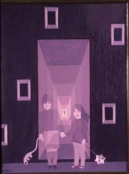 1969 - Passe-muraille