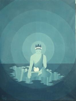 1970 Bouddha