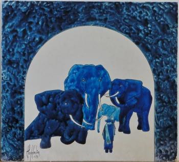 1971 - Maître des éléphants (le)