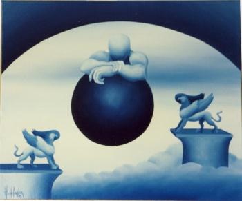 1985 - Réflexion