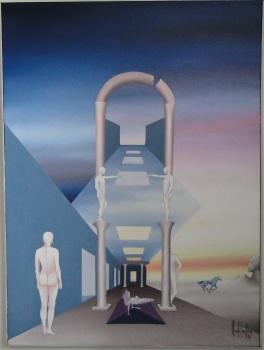 1992 - Dernière chambre (la)