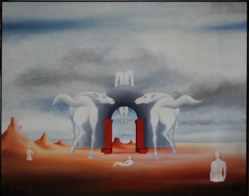1995 - Arche d'alliance (l')