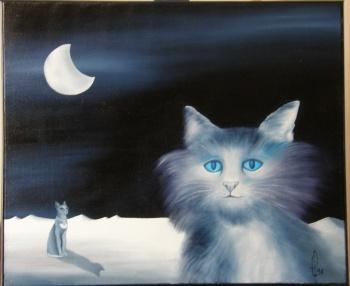 1996 - C'était mon chat