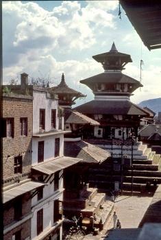 Kathmandu Narayan and Maju Deval Temple