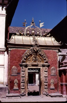 Bakhtapur : Golden Gate
