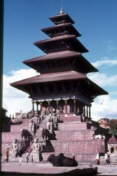 Bakhtapur Nyatapola Temple