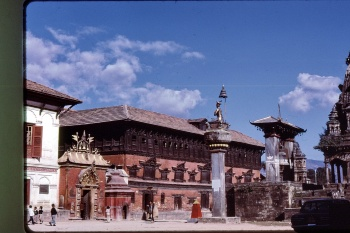 Bakhtapur Palais royal