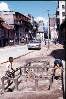 Kathmandu  New Road